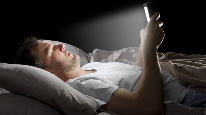 How Does Blue Light Impact Our Sleep Cycle?